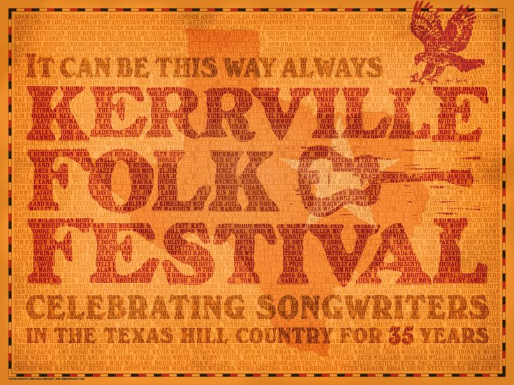 Taking a Transportation Service to the Kerrville Folk Festival