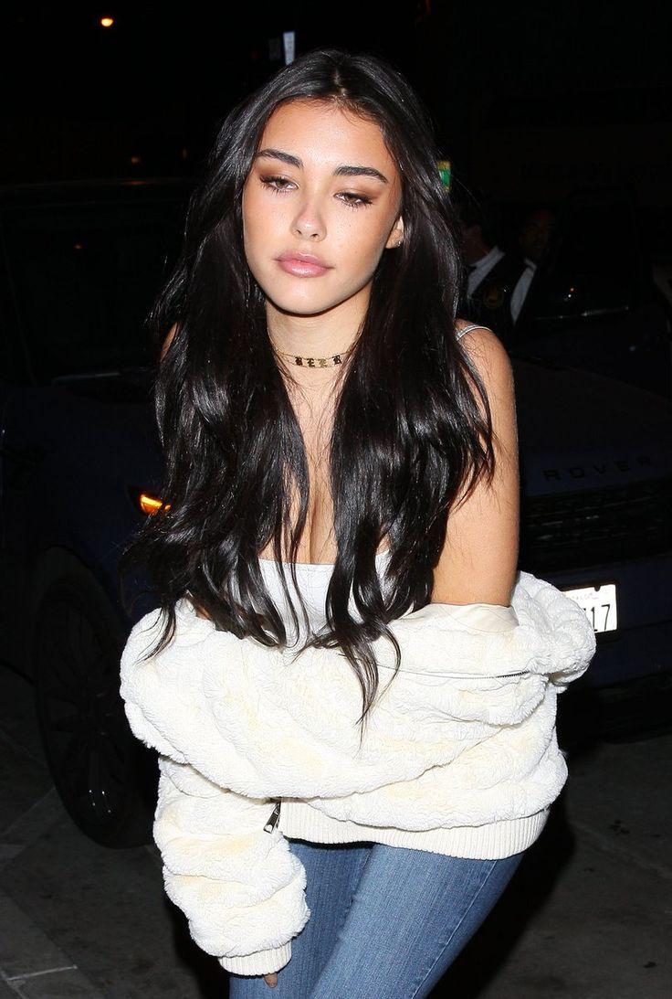 Madison Beer dines at Catch Restaurant in West Hollywood! (November 4th, 2016) #Madisonbeer