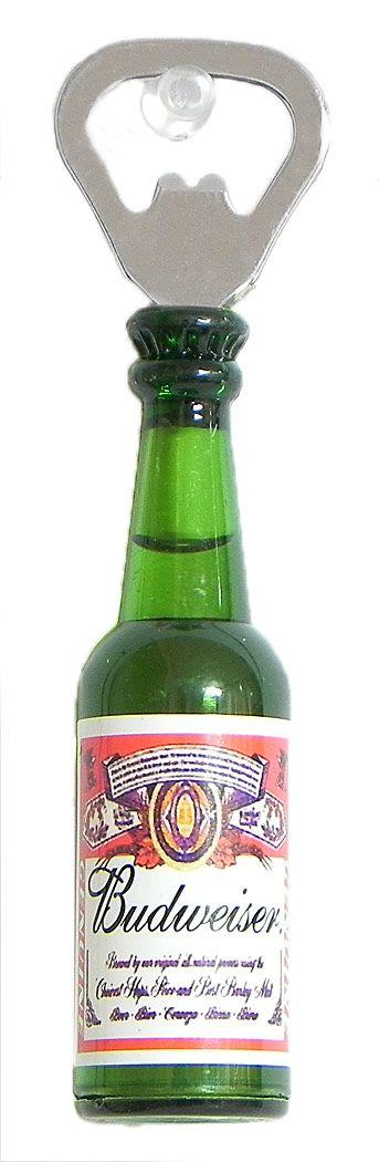 Fridge Magnet with Bottle Opener (Glass)