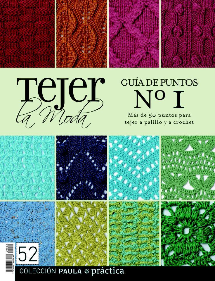 Moda Knitting Books : Best tejer la moda images on pinterest journals