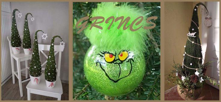 A Grincsfa (Grinch) története és készítése