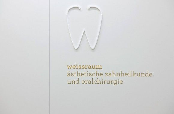 weissraum Dental surgery, Munich. 프로젝트 진행 Ippolito Fleitz Group – Identity Architects.
