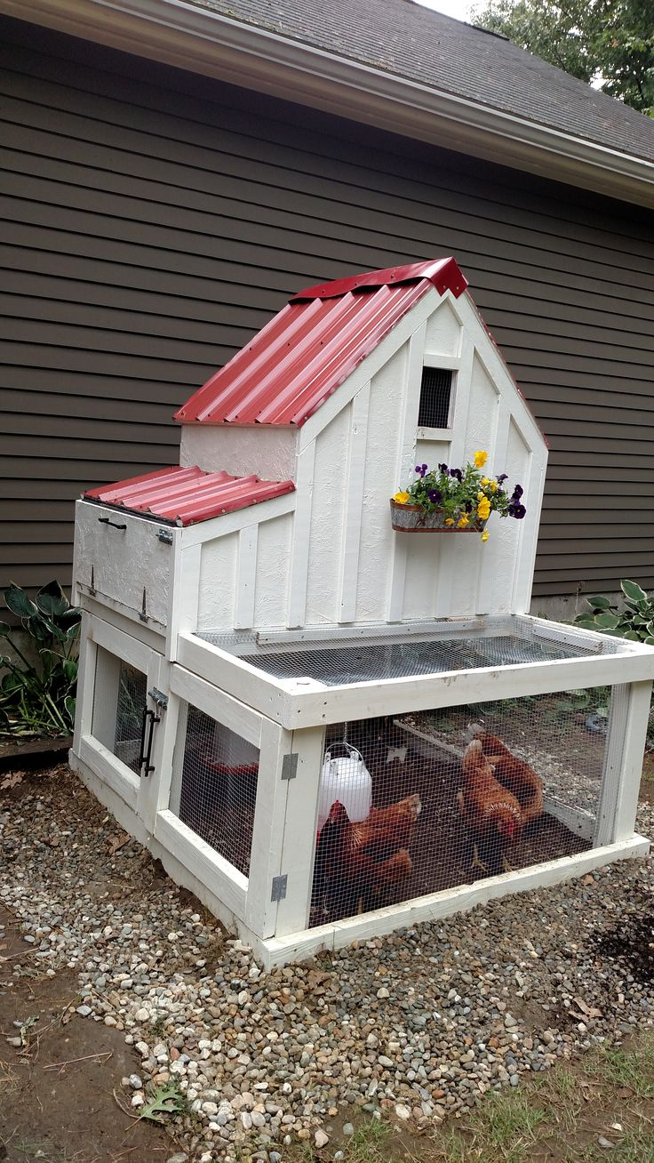 best 25 small chicken coops ideas on pinterest small chicken