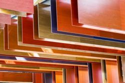 Diadem - Epping Plaza Food Hall / Bespoke Architectural Installation