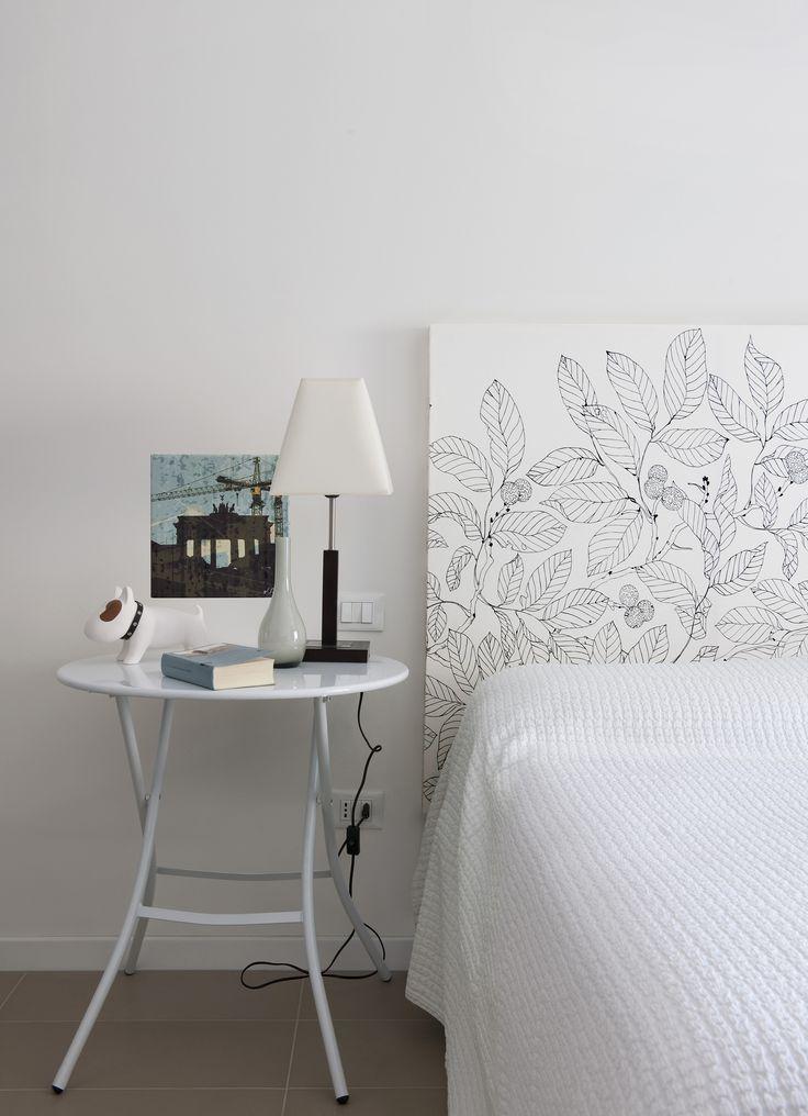 8 migliori immagini testate letto fai da te su pinterest - Testiera letto moderna ...