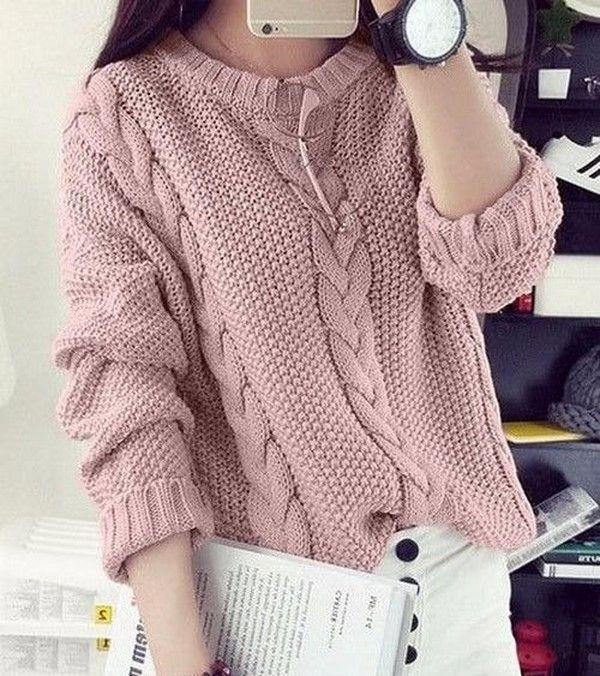 Самые модные женские свитера 2018-2019 - тенденции и новинки