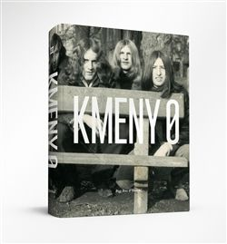 Kniha KMENY a KMENY 0 / Book TRIBES and TRIBES 0 - subcultures and independent social currents in Czech Republic today and before 1989.
