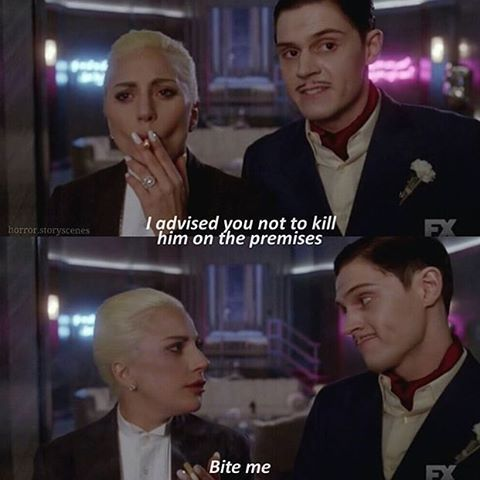 American Horror Story Hotel #jamesmarch #thecountess