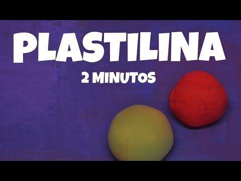 Plastilina en dos minutos con dos materiales. ¡Muy fácil! | Manualidades