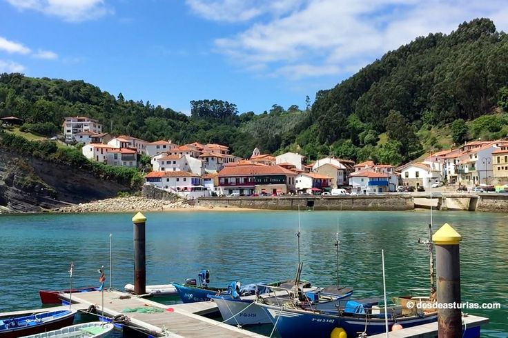 Tazones, Asturias. [Más info]  https://www.desdeasturias.com/tazones-el-pueblo-y-el-mar/ https://www.desdeasturias.com/asturias/que-ver-y-que-hacer/que-ver/