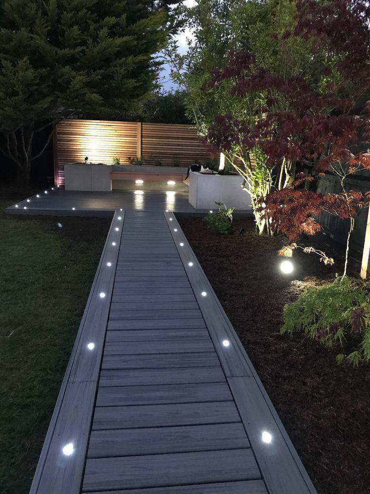 Weg + Beleuchtung +++++ Weg + Beleuchtung +++++, #Beleuchtung #Gartendekorationmodern #Weg