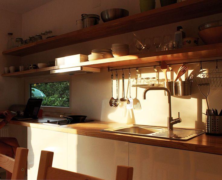 Garden House in Romania Becomes Stylish Vacation Rental - http://freshome.com/garden-house-romania/