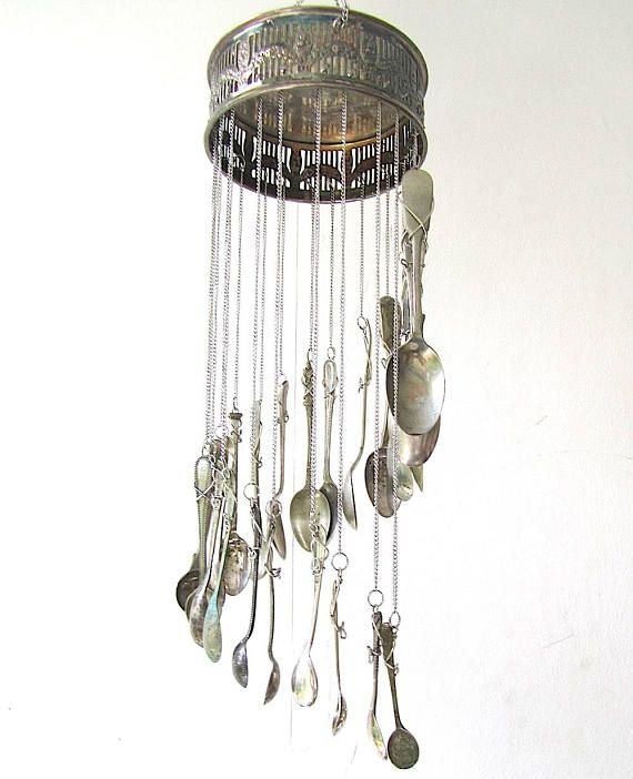 Top 148 best My windchimes & vintage cutlery for sale images on  RJ04
