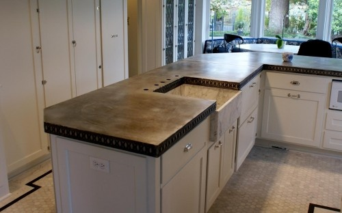 17 Best Images About Bad Ass Kitchens With Zinc