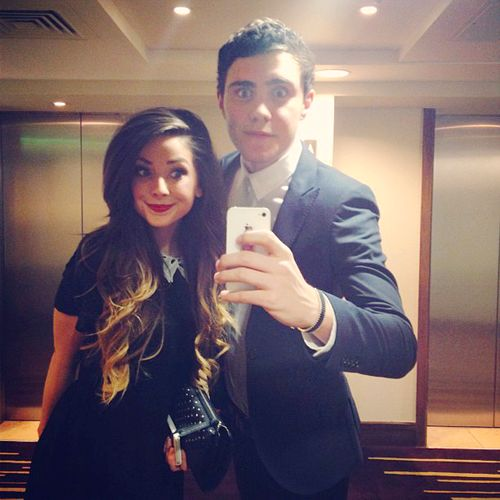 Zalfie  How cute is this seriously????