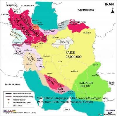 İRAN'DAKİ TÜRK NÜFUSU - 11 September 2013 - The World 11-11-11