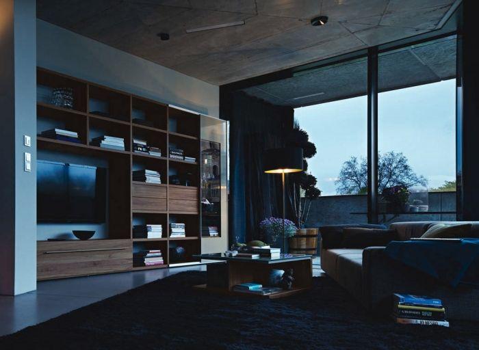 Moderne Wohnzimmermobel Die Linien Now By Hulsta Furniture