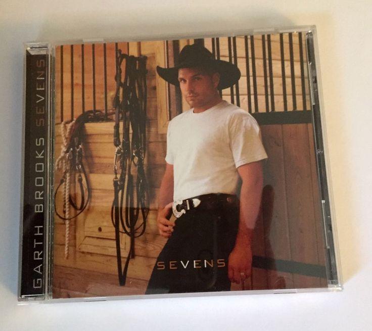 Sevens by Garth Brooks (CD, Nov-1997, Capitol) | Music, CDs | eBay!