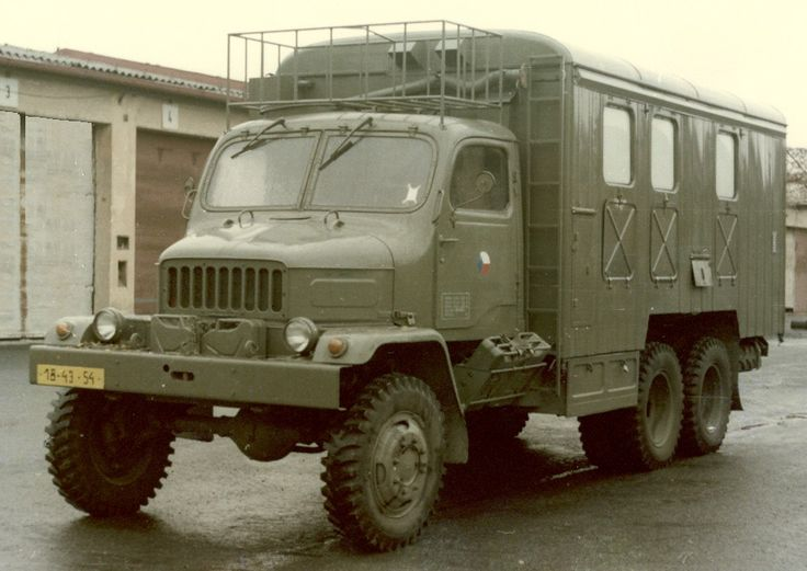 P-V3S ŠTABAK