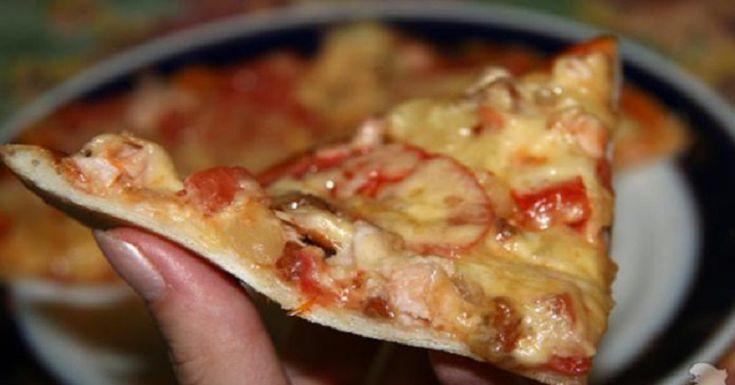 Prezradíme recept na fantastickú tenkú pizzu, ktorá je presne taká, ako z reštaurácie