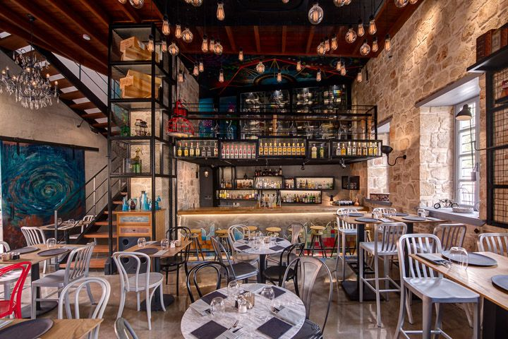 Pio Gastro Bar Amp Bistro By Kst Architecture Tokis Group