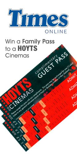 #WIN a Family Pass to a HOYTS #Cinemas! #competition