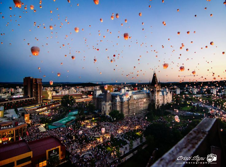 Iasi, Romania, Guinness World Record