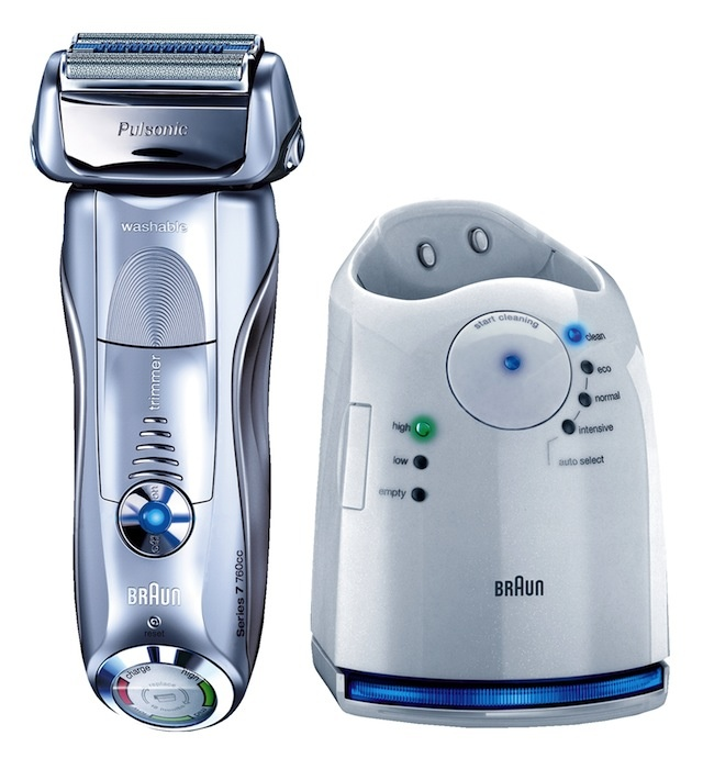 The Best Electric Shaver | Braun Series 7 790cc