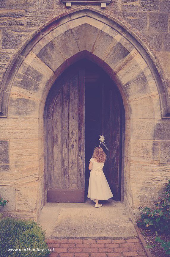 Enchanted doorway. Taken by www.markhuntley.co.uk #Vintage #Eastbourne #EastSussex #Wedding #Photographer #Photography