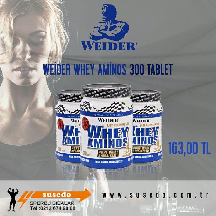 https://www.susedo.com.tr/Weider-Whey-Aminos-300-Tablet Sipariş ve sorularınız için WhatsApp: 0532 120 08 75 Telefon: 0212 674 90 08 E-posta: siparis@susedo.com.tr #bodybuilding #supplement #workout #creatin #muscle #body #healty #strong #energy #spora #fitness #gym #vücutgeliştirme #spor #sağlık #güç #egzersiz #protein #proteintozu #kreatin #kas #vücut #ek #enerji