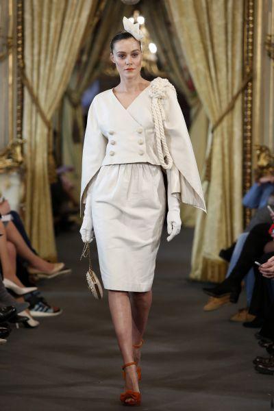 Vestidos de novia cortos 2017: ¡45 diseños encantadores! Image: 39