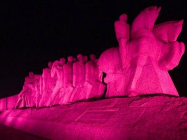 Ibirapuera terá atividades de conscientização sobre o câncer de mama |