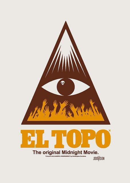 EL TOPO 2008 by CHRISTOPHER DOMBRES, via Flickr