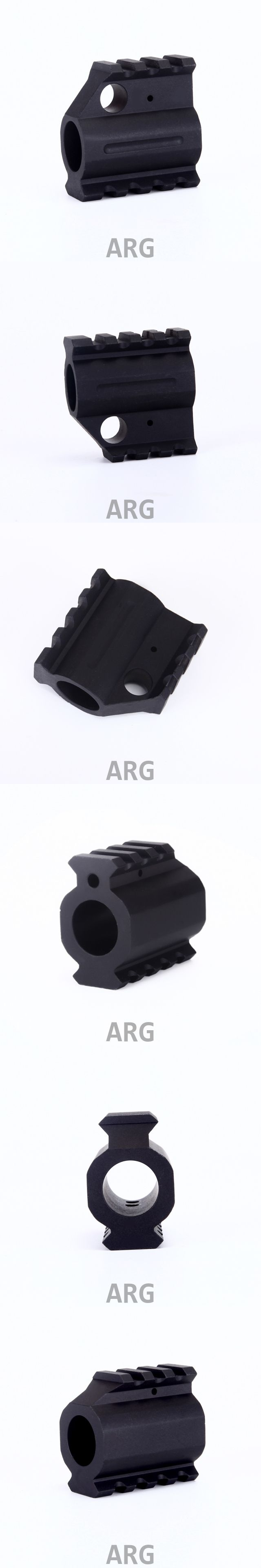 Ar.223 Gas Block.750,Reg Profile Hunting Gun Accessory free float