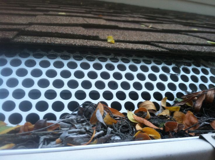 19 best gutter guard photos images on pinterest gutter guards this shows a diy do it yourself gutter guard you may purchase at solutioingenieria Choice Image