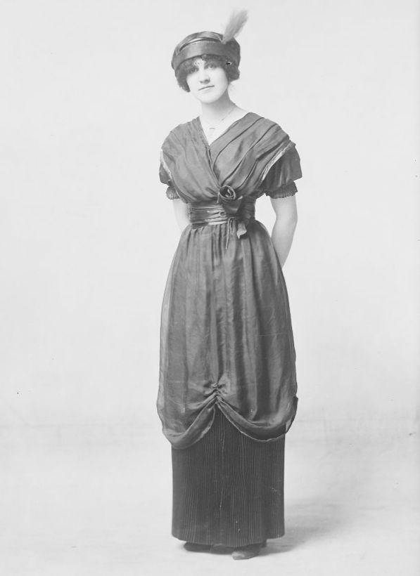 Eolia Spencer, Junction City, Kansas, 1913