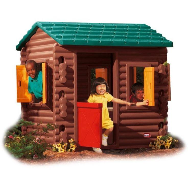 Playhouses for kids | Little Tikes Log Cabin | Kool Toyz