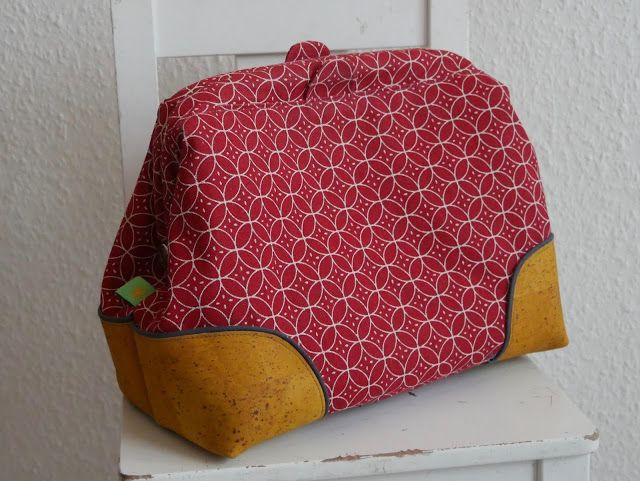 SunShine: Carpet Bag - die Kulturtasche.