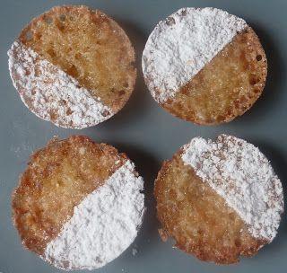 Patouilles & Mailles fines: Tartelettes coco-citron