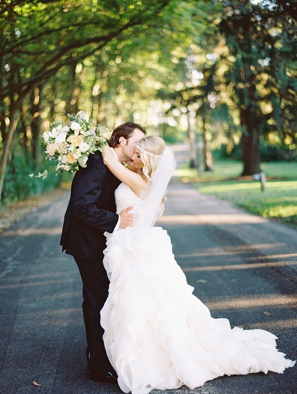 Love this bride and groom shot - so romantic! #weddinginspiration #contax645 #filmweddingphotographer #portra800 #couple #inlove #portraits lehmann mansion wedding by britta marie photography_0016