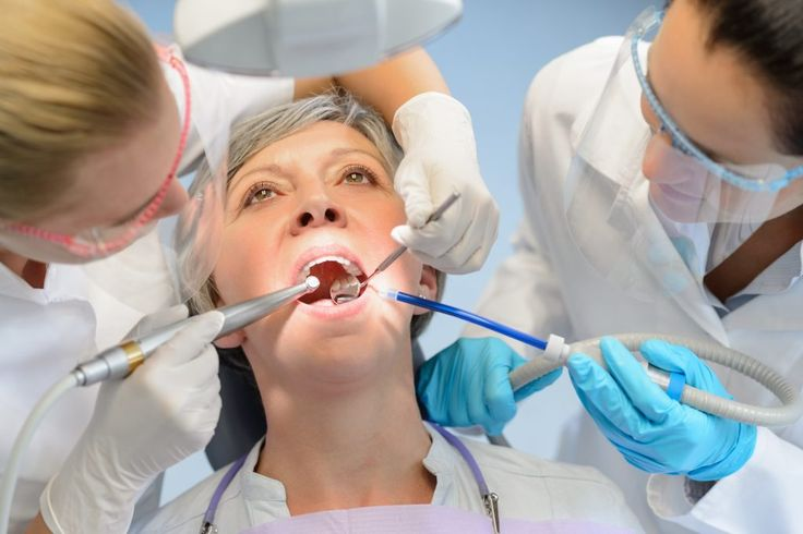 Our health system neglects the oral health of dependent seniors with tragic consequences