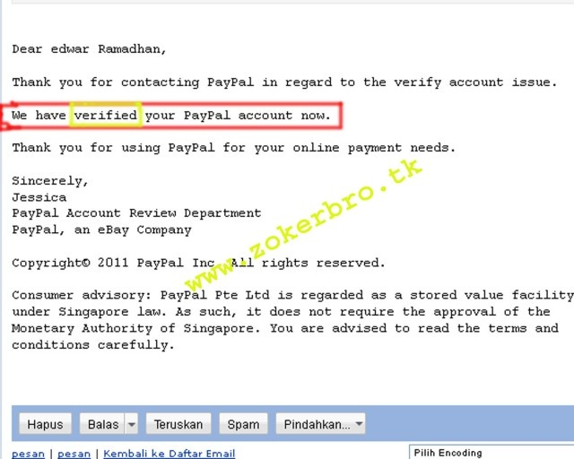 how to change my country on paypal