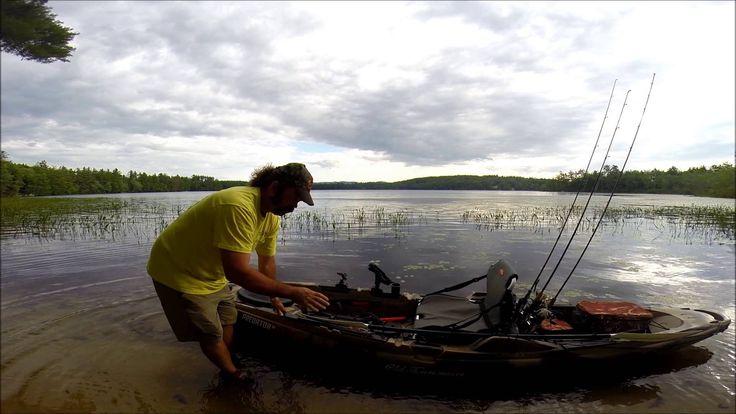 Old Town Predator Fishing Kayak (Product  Review) - YouTube