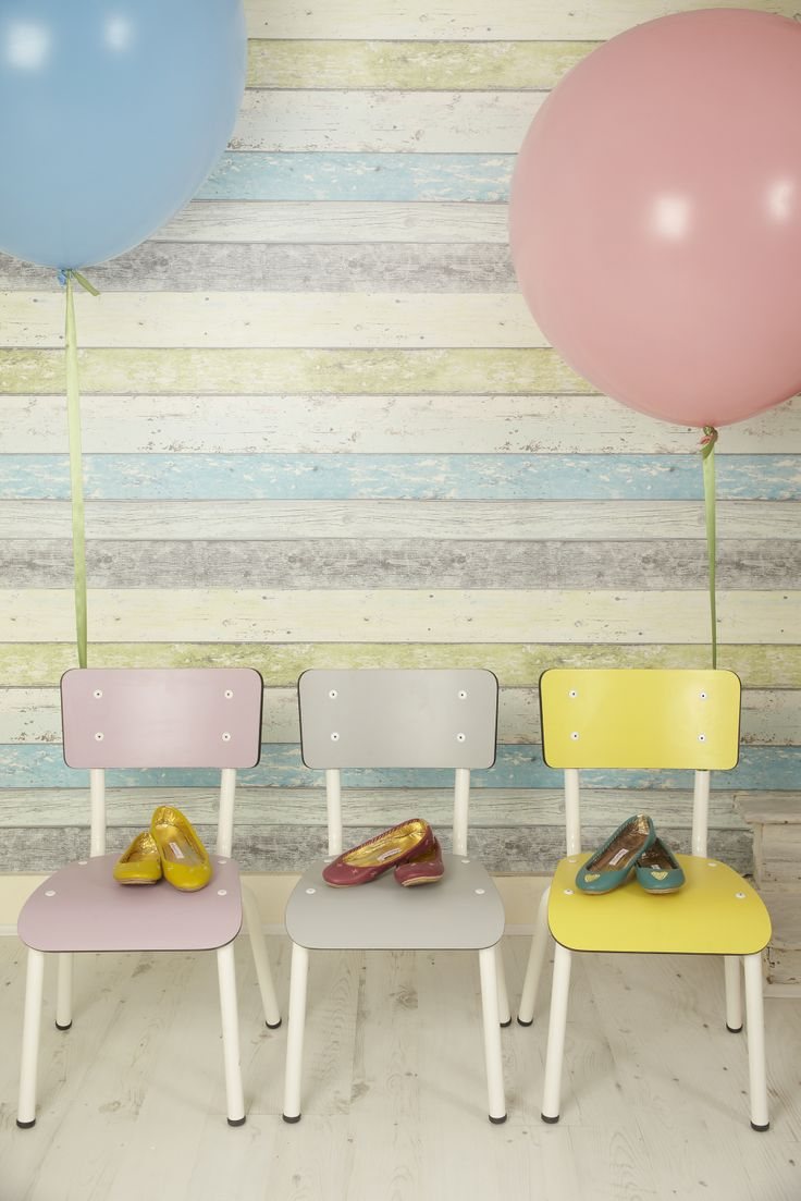 Les Gambettes Chairs and Moon et Miel Ballerinas www.muchstore.be
