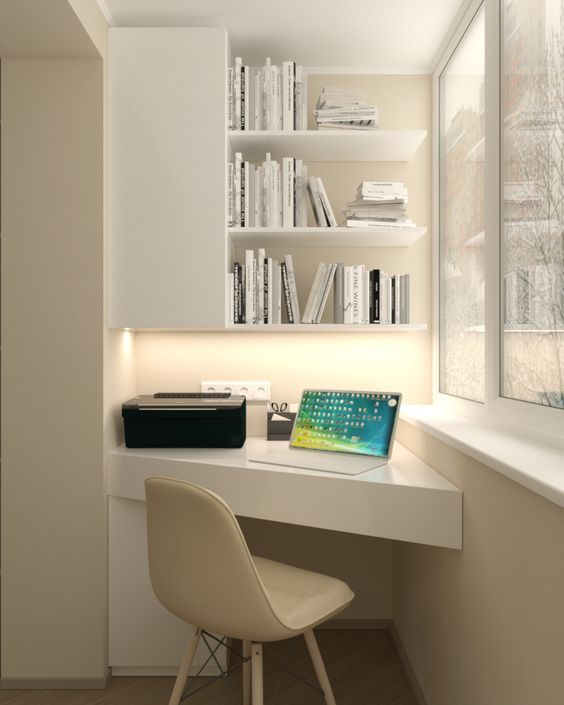 20 Amazing Modern Home Office Design Ideas