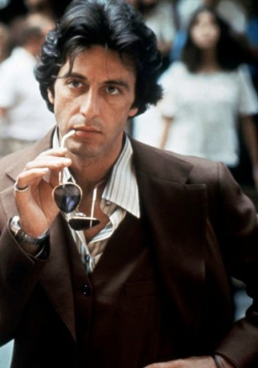 Al Pacino in Bobby Deerfield...a movie I haven't seen as yet.