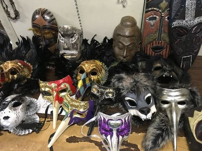 """The company selling them can't use the name, but it's obvious that props and costumes used in NBC's """"Grimm"""" are going up for sale beginning Saturday, March 11."""