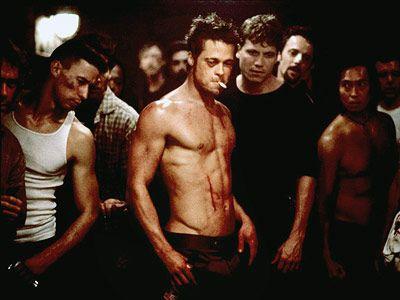 Fight Club: Fightclub, Movie Scene, Edward Norton, Fight Club, Movie Stars, Cult Movie, Brad Pitt, Favorite Movie, Club 1999