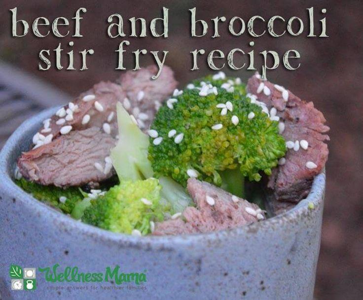 Beef and Broccoli Stir Fry Recipe Beef & Broccoli Stir Fry Recipe