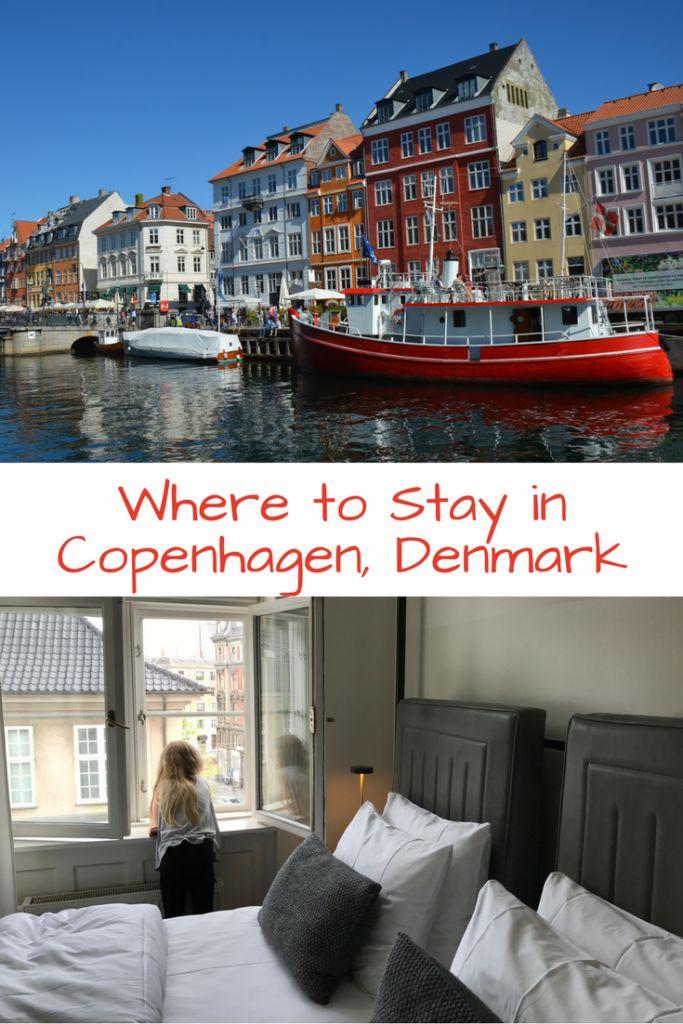 Where to Stay in Copenhagen: Hotel Danmark